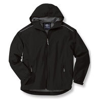 Charles River® Men's Full-Zip Breathable, Waterproof Rain Jacket