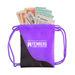 Sun Care Kit in Mini Drawstring Backpack