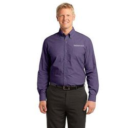 Men's Crosshatch Easy Care Shirt (Better)