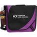 "12.25"" x 13.75"" PolyCanvas Messenger Bag with Velcro® Closure"