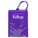 Eco-Friendly Name Badge Holder with Pockets and Lanyard (50% Post-Consumer Recycled Polyester)