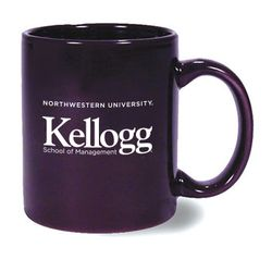 11 oz Basic C-Handle Ceramic Mug (Colors)