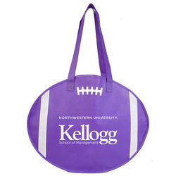 Football Tote Bag Made From Recycled Materials