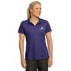 Ladies' Moisture-Wicking Polo