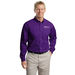Men's Solid (30+ colors!) Long Sleeve Easy Care Shirt (Good)
