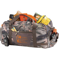 "22"" Hunt Valley® Camouflage Polyester Duffel"
