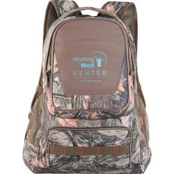 Hunt Valley® Camouflage Compu-Backpack