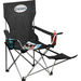 Portable Folding Event Chair with Footrest