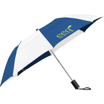 """42"""" Vented Auto-Open Umbrella with Vented Canopy (15"""" folded)"""