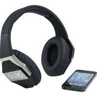 Bluetooth® Headphones with Molded Carrying Case