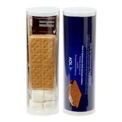 Small Campfire S'Mores Kit in a Tube