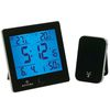 Weather Station with Accurate Radio Controlled Clock Lets You View Outdoor Temperature From Indoors