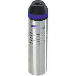 25 oz Hot/Cold Vacuum Insulated Bottle with Colored Silicone Band
