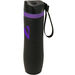 20 oz Hot/Cold Vacuum Insulated Bottle with Matte Black Finish
