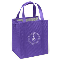 Insulated Grocery Bag - Non-Woven