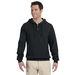 Jerzees ® Quarter-Zip Hooded Pullover Sweatshirt