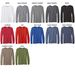 Canvas® Young Men's Sized Retail Soft Cotton Long Sleeve Tee
