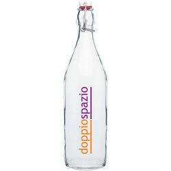 34 oz Italian Water Bottle with Stopper