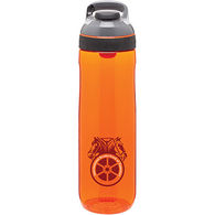 24 oz Contigo® Retail-Inspired Dishwasher-Safe Water Bottle with Carabiner Lid and Locking Autoseal Opening