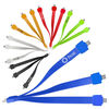 Charging Cable - Noodle Style 3-in-1  with Micro USB, Mini USB, and Apple® 8-pin Tips