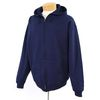 Jerzees&reg Midweight Full-Zip Hooded Sweatshirt
