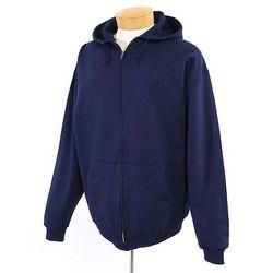 Jerzees&reg Midweight Full-Zip Hooded Sweatshirt