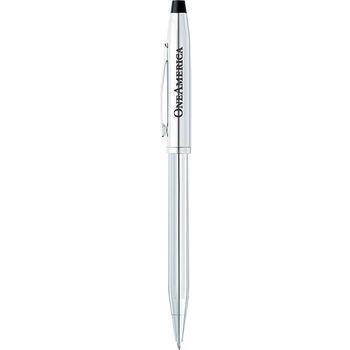 Cross® Century II Lustrous Chrome Ballpoint Pen