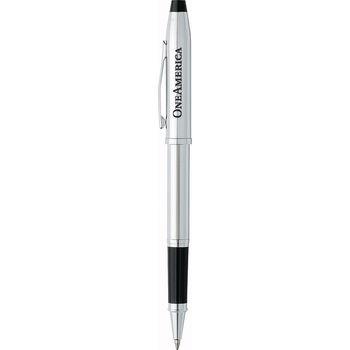 Cross® Century II Lustrous Chrome Roller Ball Pen