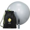 New Balance® PVC-Free Exercise ball and Fitness Bag