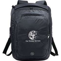 "Stealth TSA Compliant Backpack Holds up to 17"" Laptops"