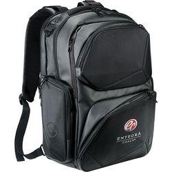 "elleven® Prizm TSA Compliant Compu-Backpack Holds up to 17"" Laptops"