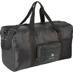 """21"""" Packable Polycanvas Duffel Bag"""