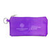 Stretchy Zippered Travel Pouch for Cords, Small Accessories etc.