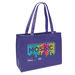 """20"""" x 16"""" Non-Woven Shoulder Tote with 28"""" Handles - Full Color Printing"""