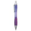 Gel Pen With Contoured Rubber Grip