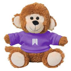 """6"""" Plush Monkey"""
