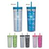 16 Oz. Color Changing Tumbler with Straw