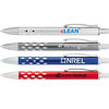 Bergen Click Pen (Optional Full-Wrap Laser Engraving)