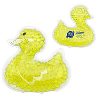 Duck Shape Hot-Cold Pack with Gel Beads