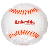 Baseball Shape Hot-Cold Pack with Gel Beads