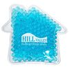 House Shape Hot-Cold Pack with Gel Beads