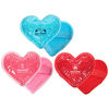 Heart Shape Plush Hot-Cold Pack with Gel Beads