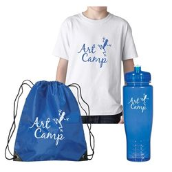 Promo Bundle with Youth T-Shirt, Bag and Water Bottle
