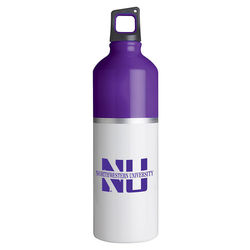25 oz Two-Tone Aluminum Water Bottle
