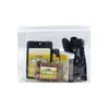 Men's Gift Set with Lip Balm, Almonds, Glasses Retainer, and Hand Sanitizer