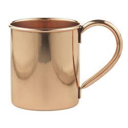 16 oz Solid Copper Kiev Mule Mug