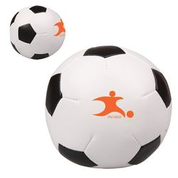 "3.75"" Soccer Pillow Ball"