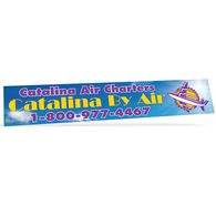 Bumper Sticker (Ultra Removable) with Full-Color Digital Printing - 2.75