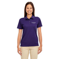 Ladies' Performance Pique Polo Shirt