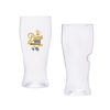 16 oz Govino® Shatterproof Beer Glass with Ergonomic Thumb Notch